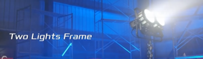 Two Lights Frame