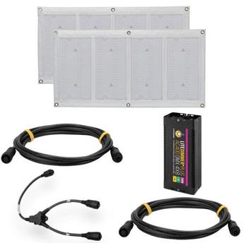 LiteTile Plus Kit, 4×4, Hybrid, Complete Kit