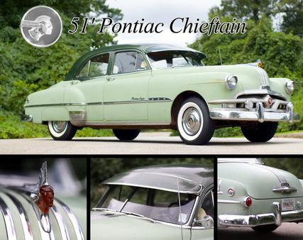 51 Pontiac Chieftain