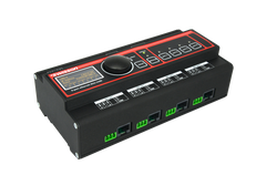 DIN Rail Ethernet DMX Node