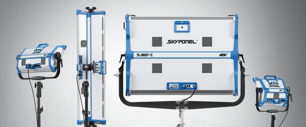 Arri Skypanel Series