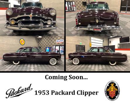 53 Packard Clipper