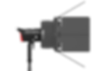 LS 600d-13-Profile-F10 Fresnel-Barndoors