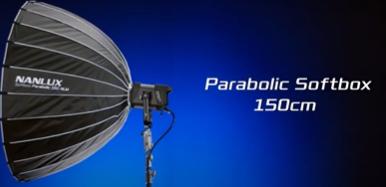 Parabolic Softbox 150cm