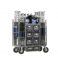 Studio Electrical Cart Model SEC-101