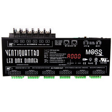 VentiQuattro-LED DMX - 24 Channel Dimmer