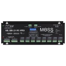 Dual-Quad-LED DMX - 24 Channel Dimmer