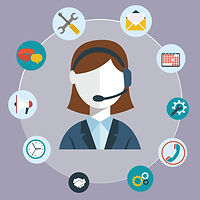 Bpo - Customer Support Logo