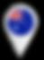 Australia Location Icon