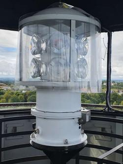 תאורת המגדלור ברוזבייה