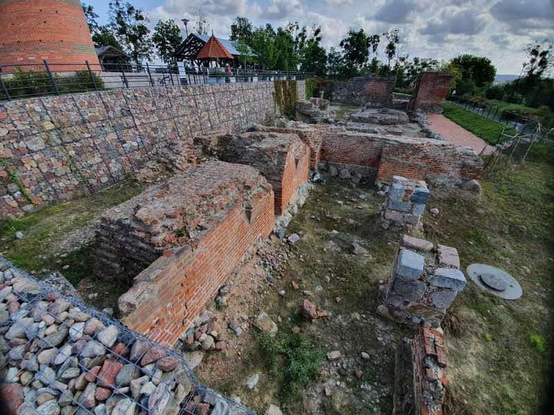 הריסות הטירה הטבטונית