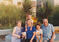 תל אביב, 1989
