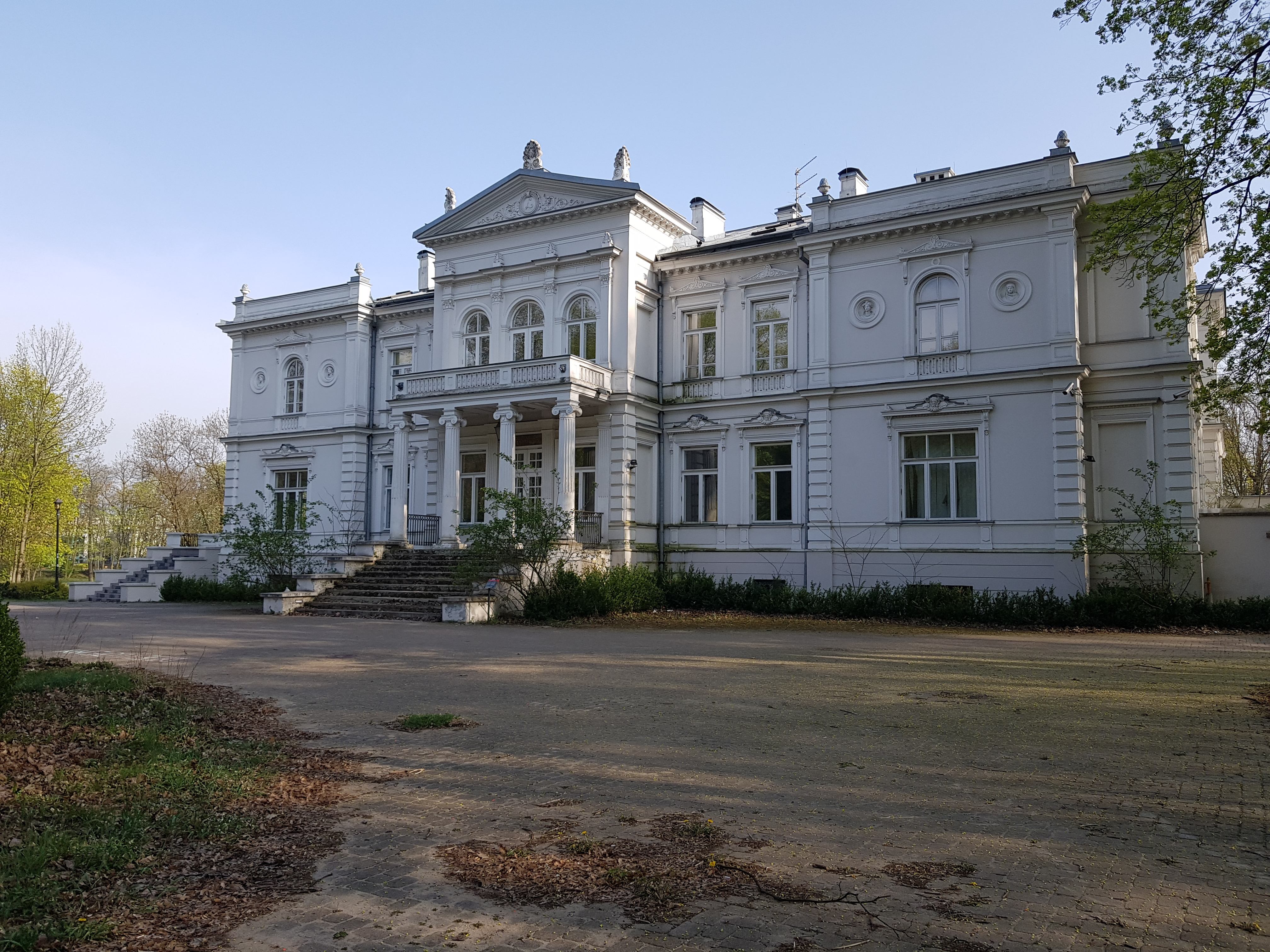 ארמון לובומירסקי