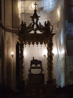 ארון הקבורה של הקדוש אדלברט