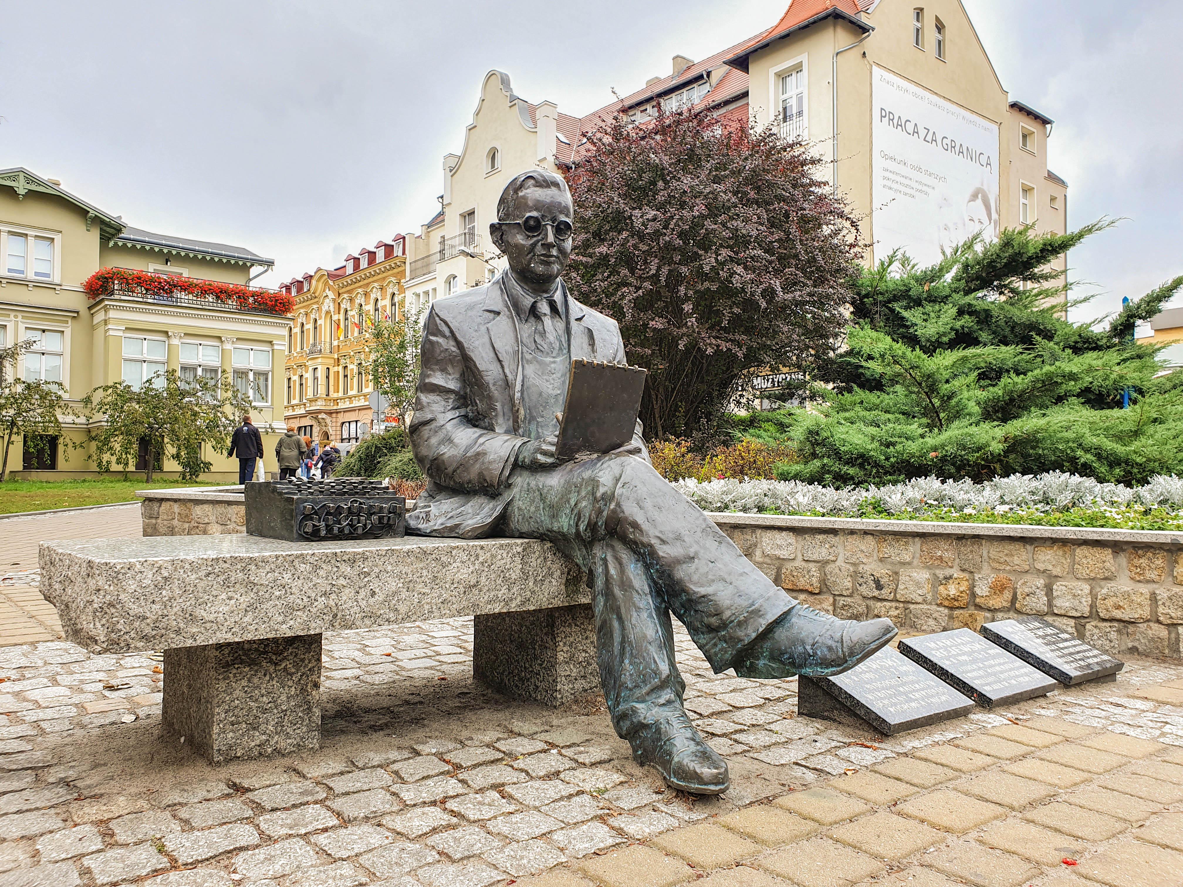 מריאן גראייבסקי, מתמטיקאי פולני שסייע לפצח את האניגמה