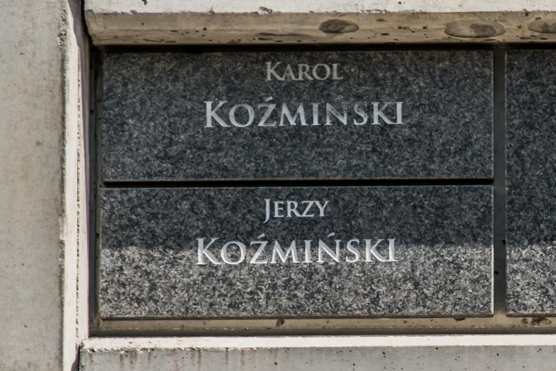 הלוחות של יזי' וקרול קוז'מינסקי