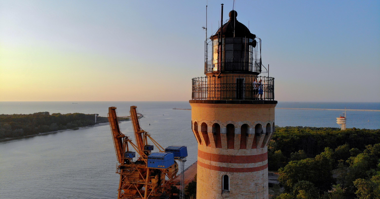 Świnoujście | מגדלור שבינואוישצ'ה