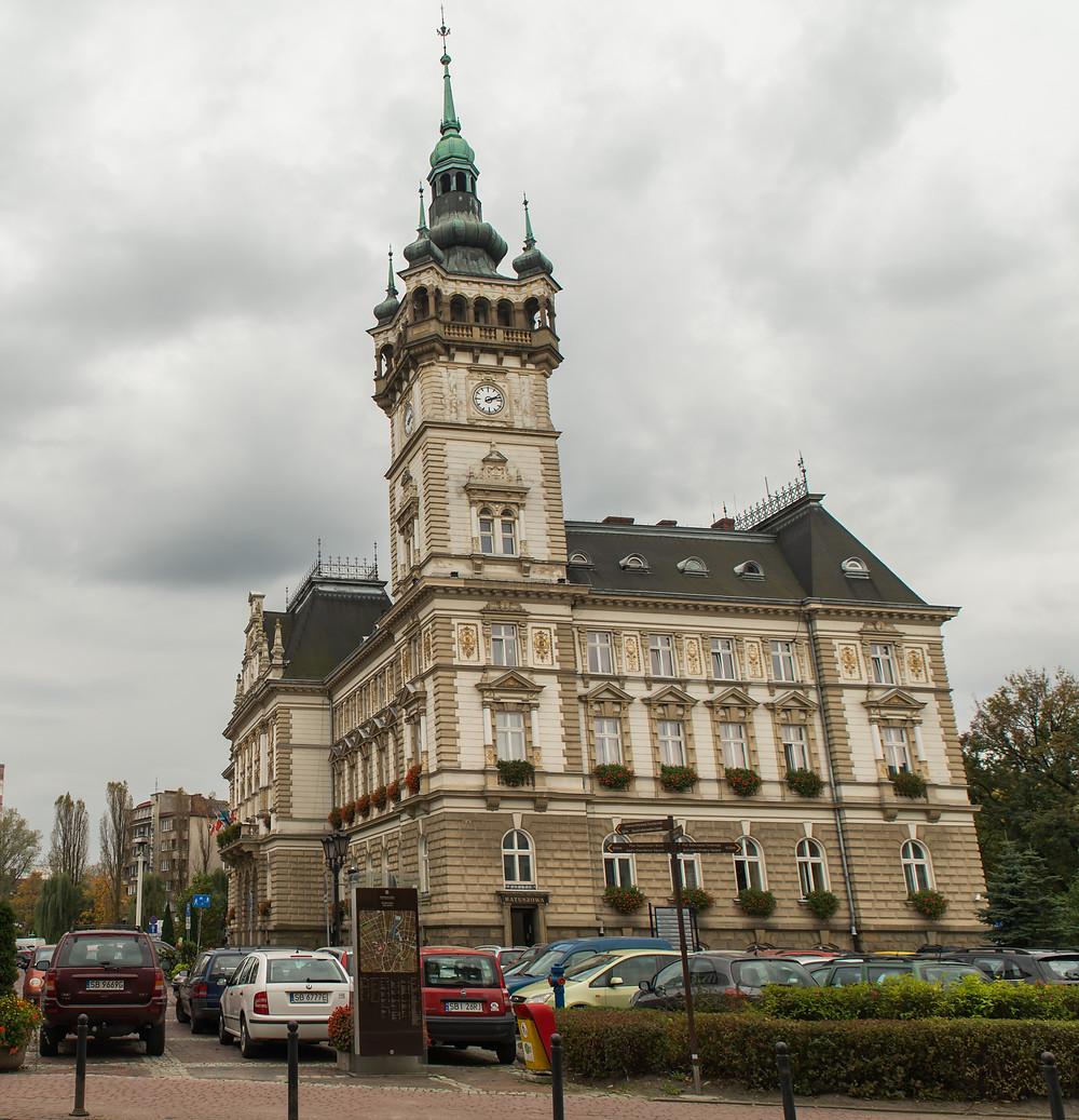 בית העירייה של ביילסקו-ביאלה