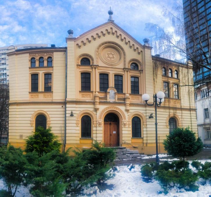 """בית הכנסת ע""""ש זלמן ורבקה נוז'יק"""