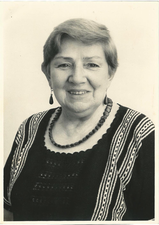 רות לינדנר, 1985