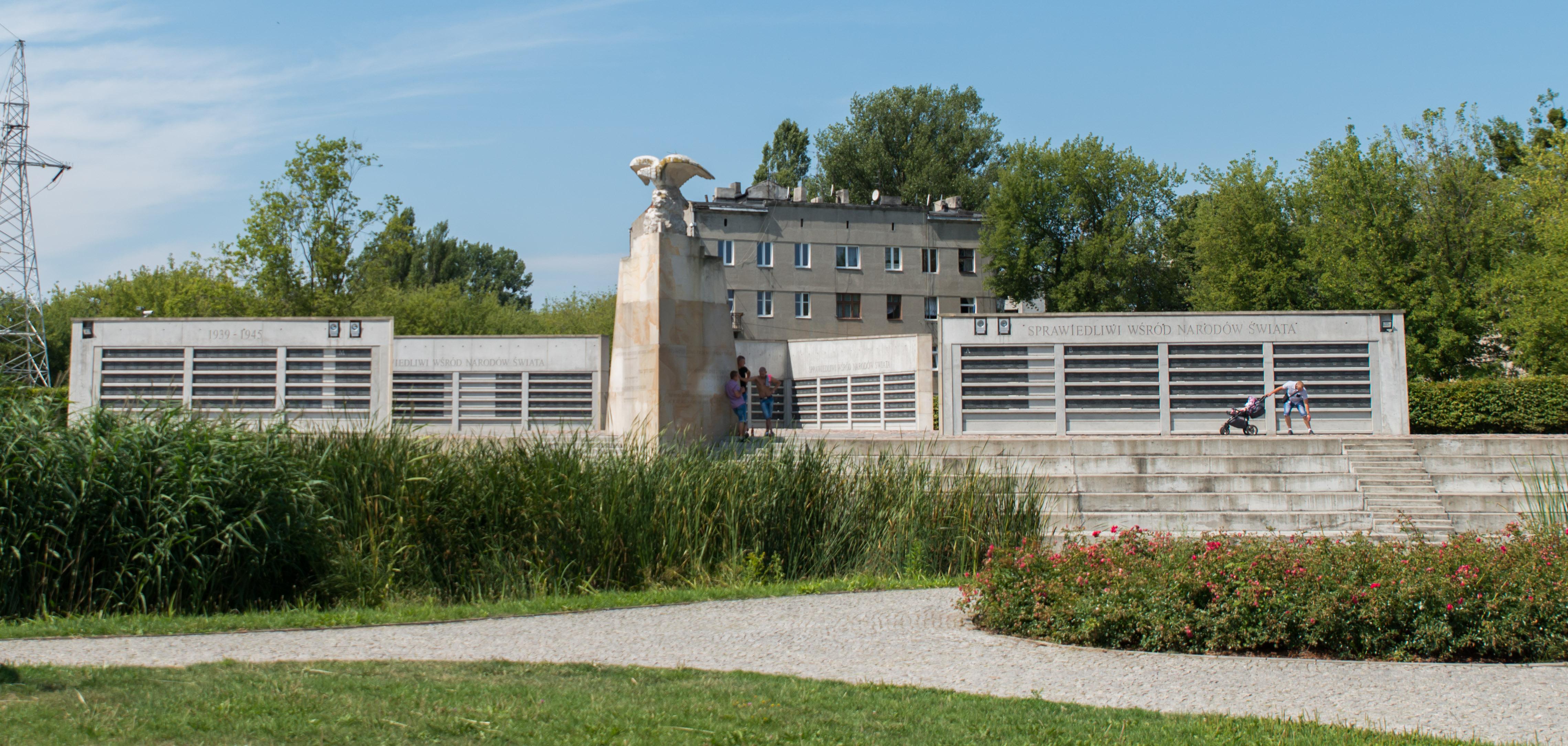 אנדרטת ההנצחה בפארק השורדים