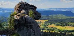הפארק הלאומי הרי השולחן