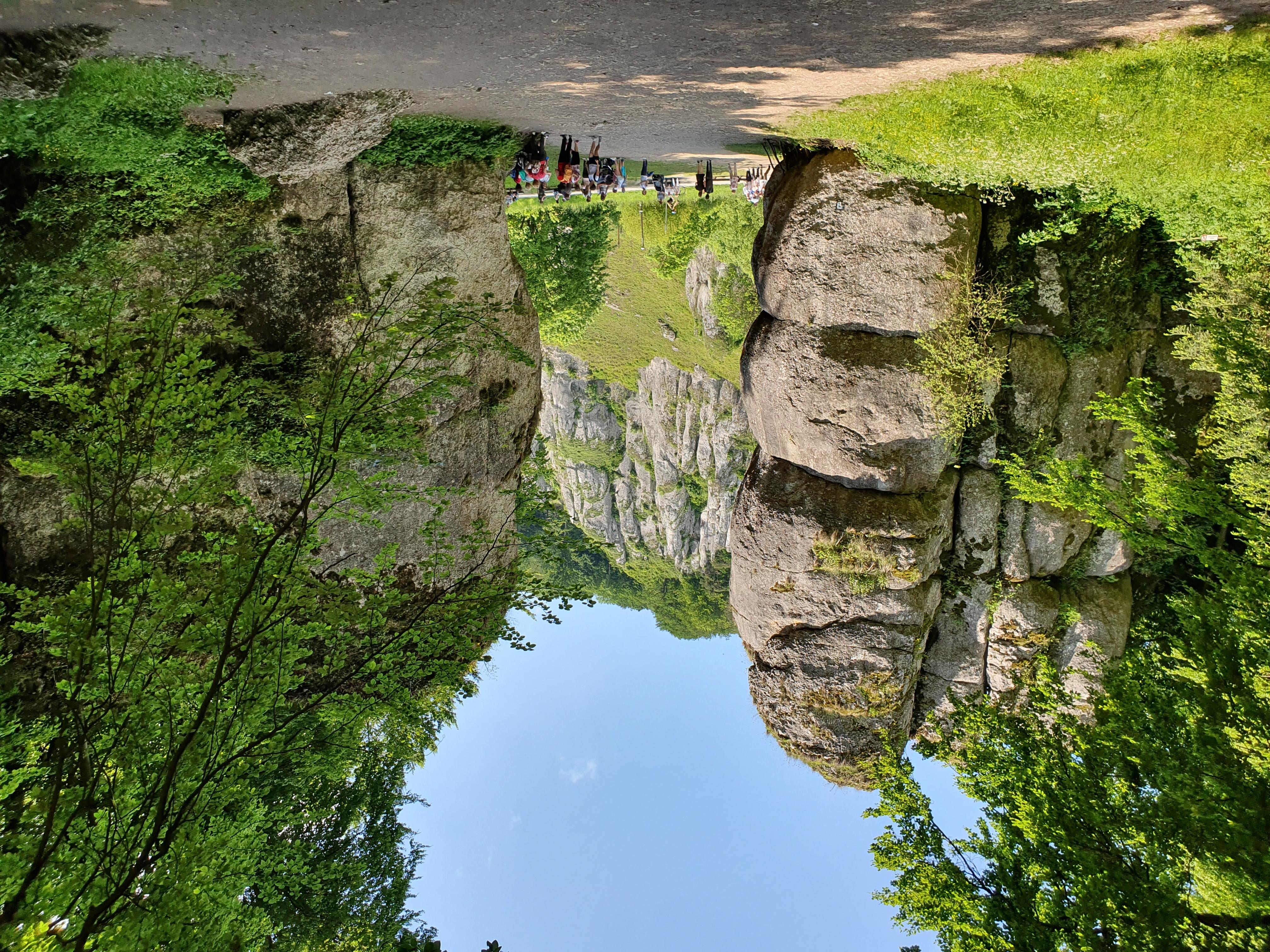 שער קרקוב בקיץ