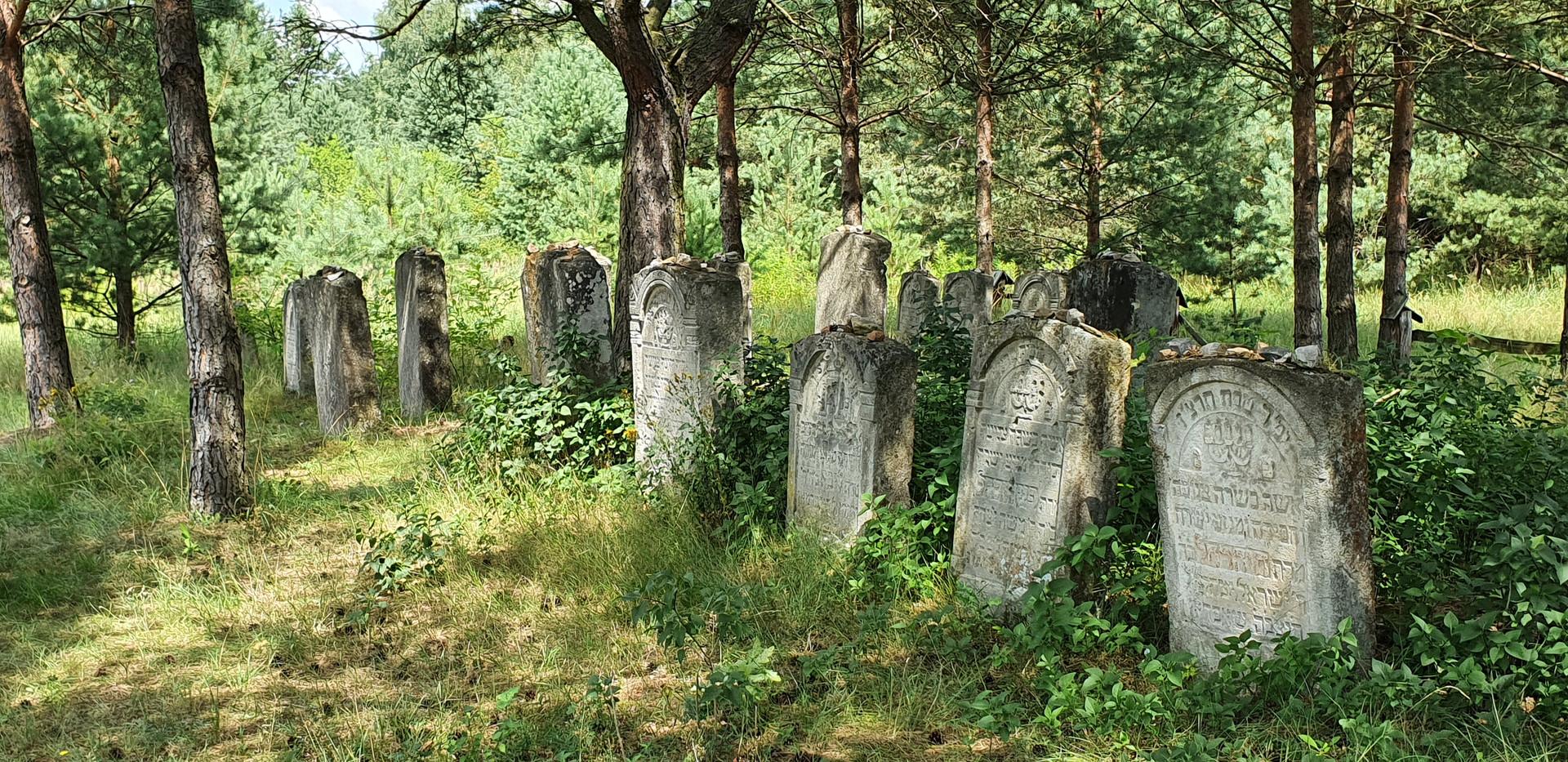 בית הקברות בזבייז'ינייץ