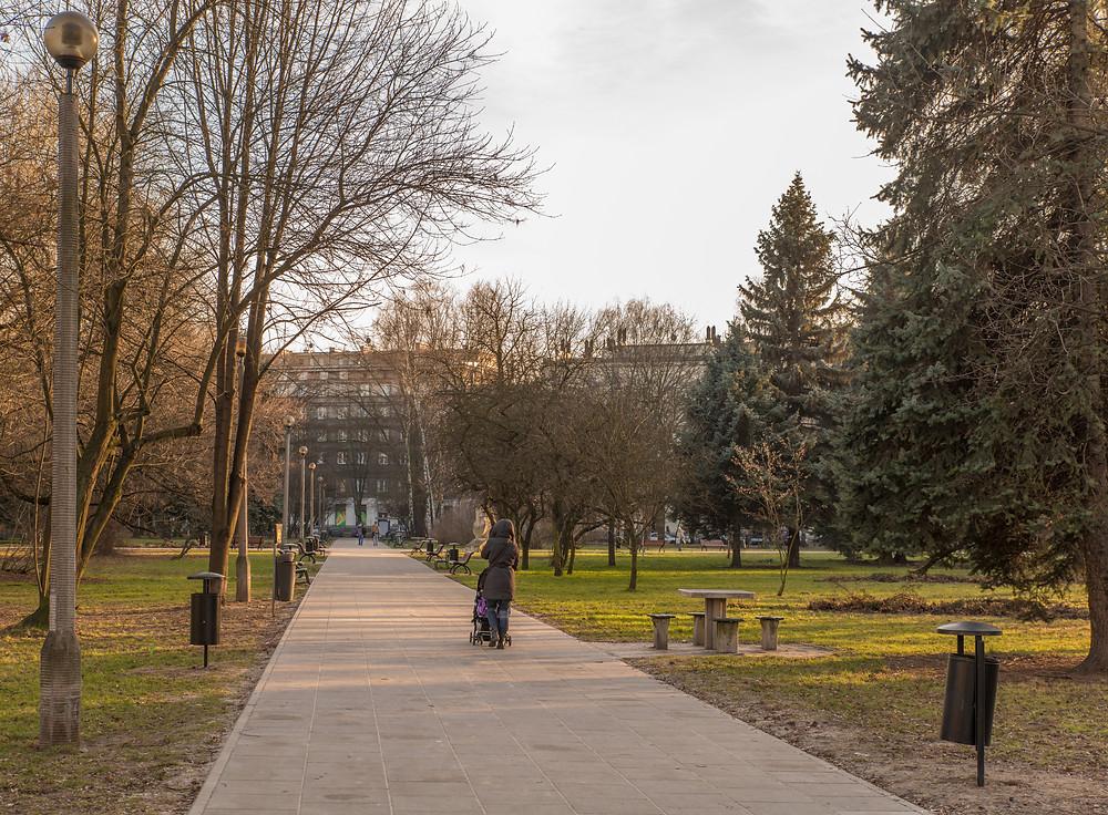 פארק בית העירייה