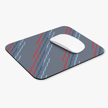 Evolution Gray Mouse Pad