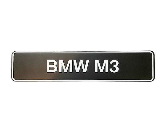 M3 Europlate