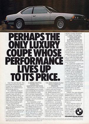 E24 Luxury Coupe