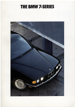 E32 7er 1992