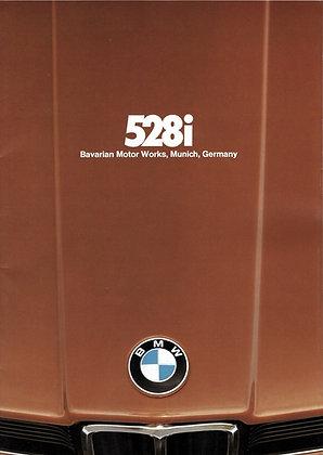 E12 528i 1978