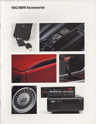 Accessories 1992