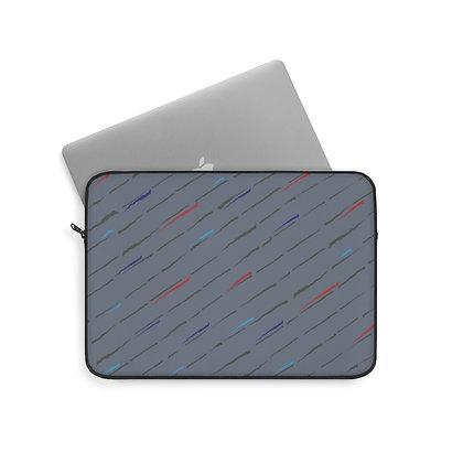 Storm Gray Laptop Sleeve