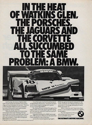 IMSA GT Watkins Glen