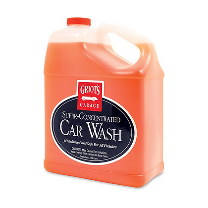 Griot's Garage Car Wash Super Concentrated Sale