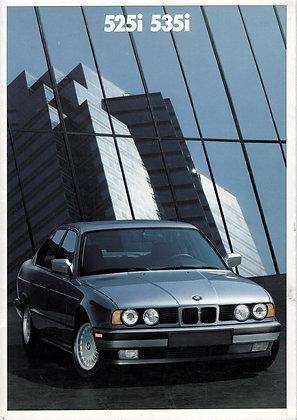 E34 5er 1988