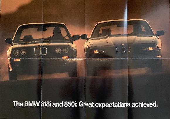 1991 Model Range
