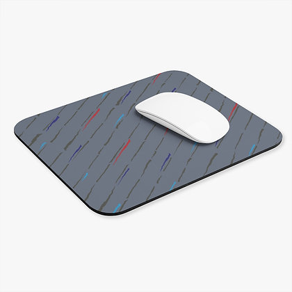Storm Gray Mouse Pad