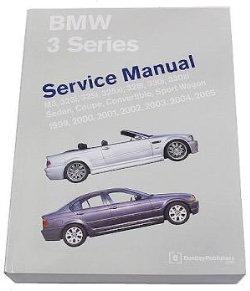 BMW E46 3 series service maintenance manual