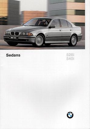 E39 5 Series 1997