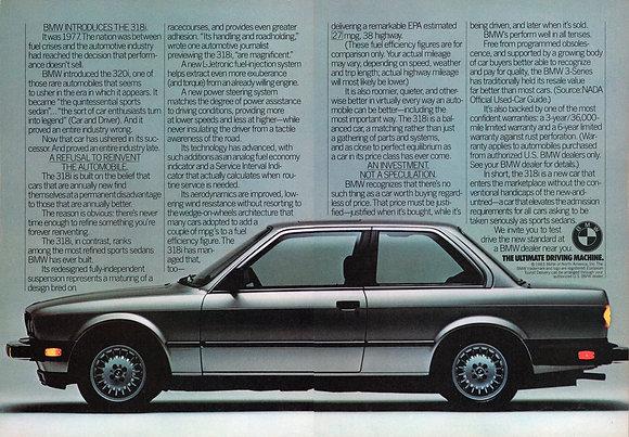 E30 318i 1983