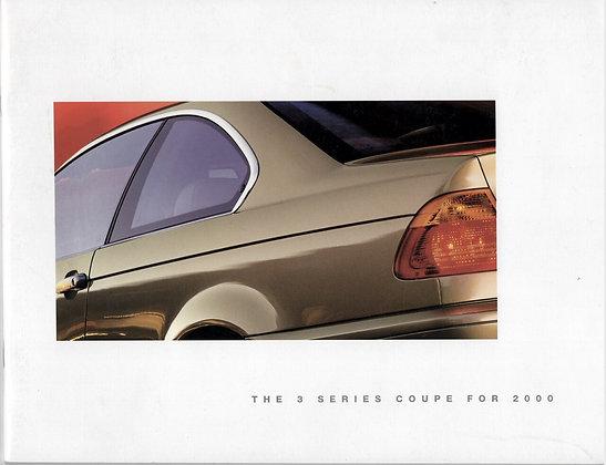 E46 Coupe 2000