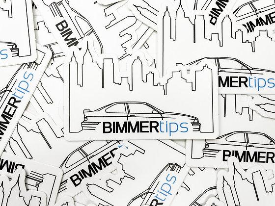E36 City Stickers