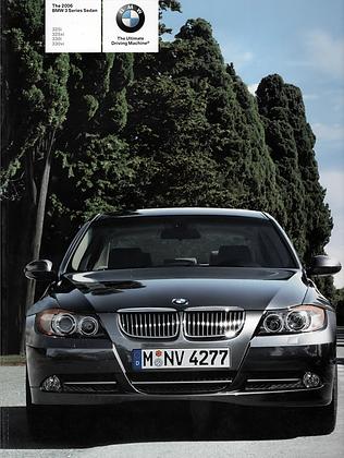 E90 Sedan 2006