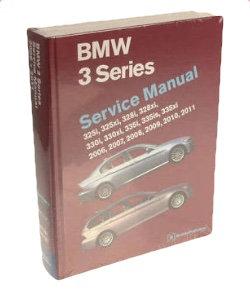 BMW E90 3 series service maintenance manual