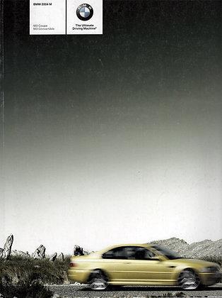 E46 M3 2004