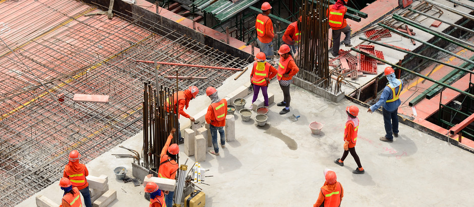 Construction Industry in Top 5 growth careers